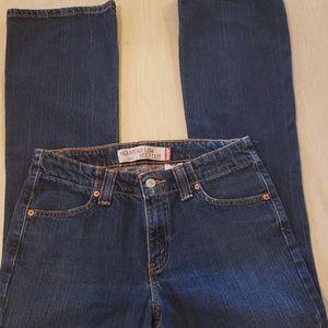 Levi's Low Boot Cut Jeans